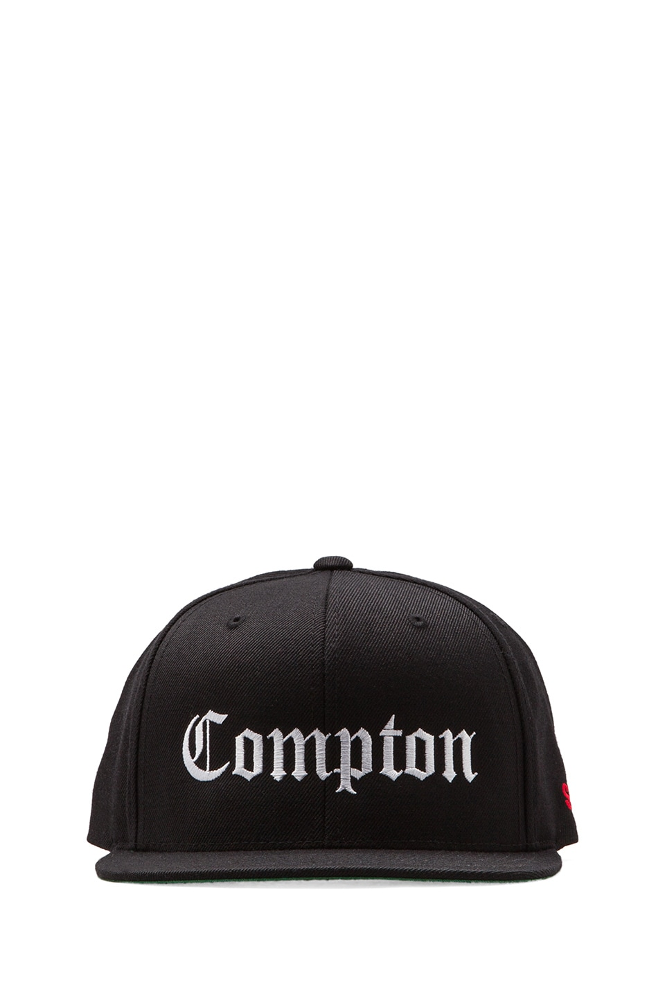 SSUR Compton Snapback in Black/White