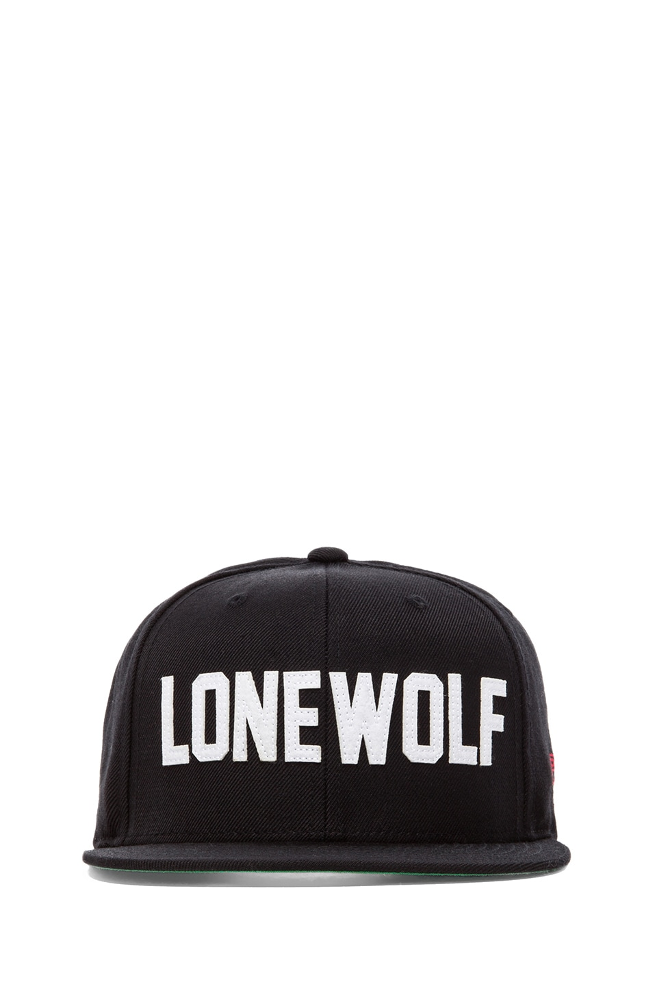 SSUR Lonewolf Snapback in Black