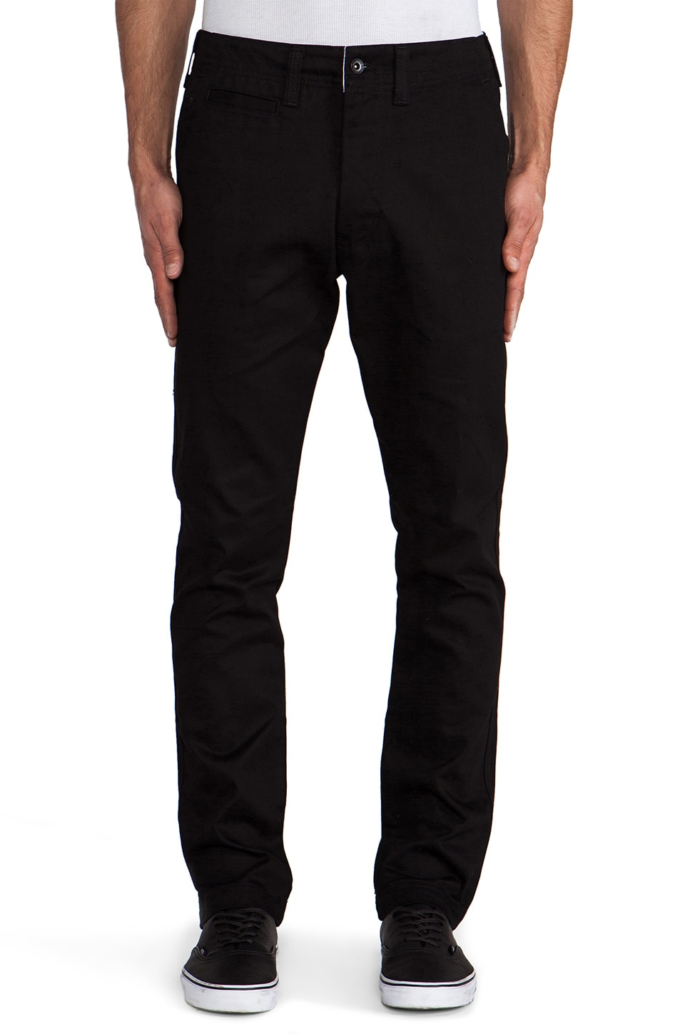 SSUR Black Denim