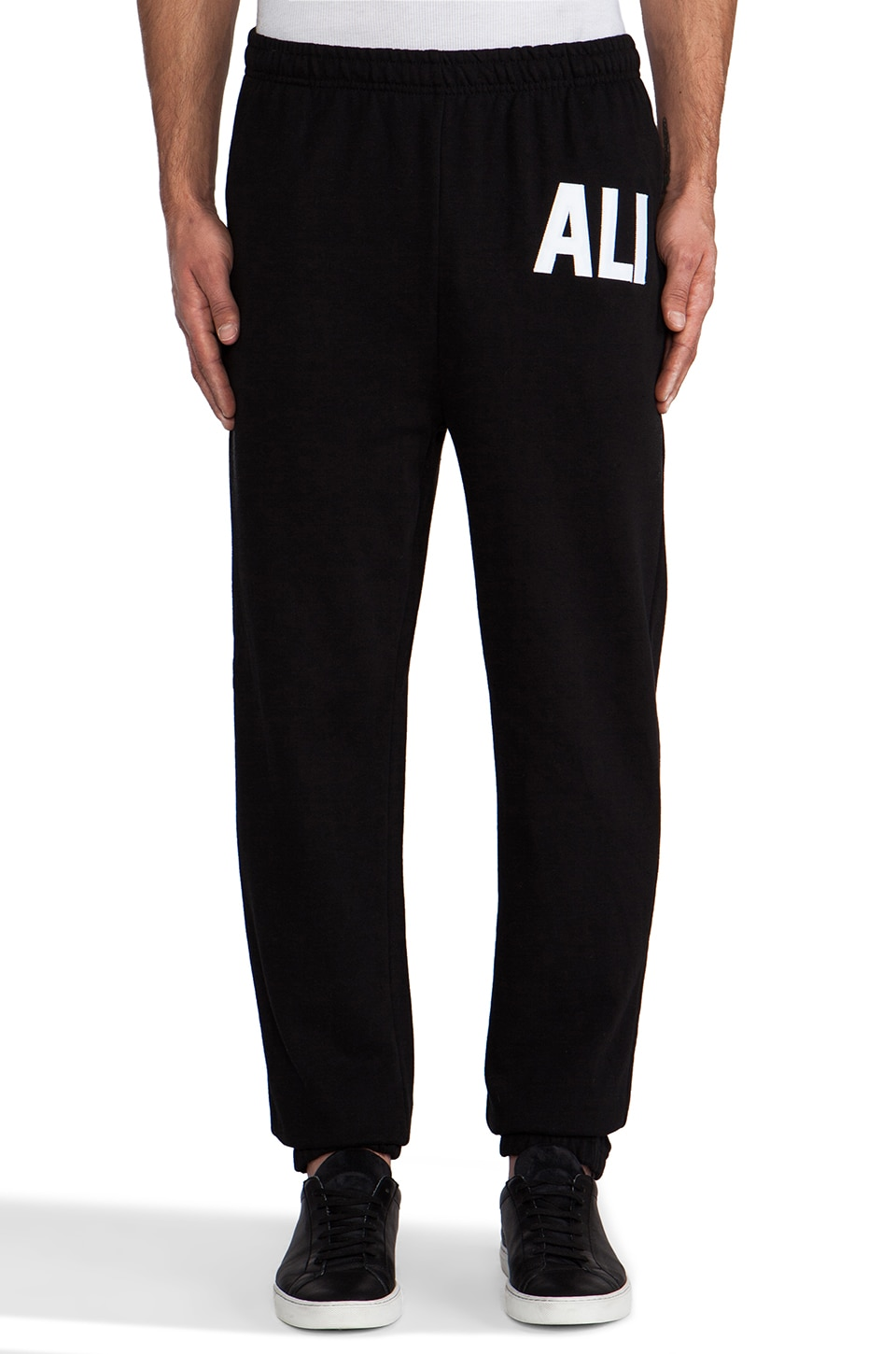 SSUR Ali Sweatpant in Black