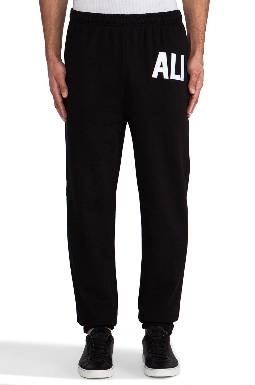 SSUR Ali Sweatpant in Black