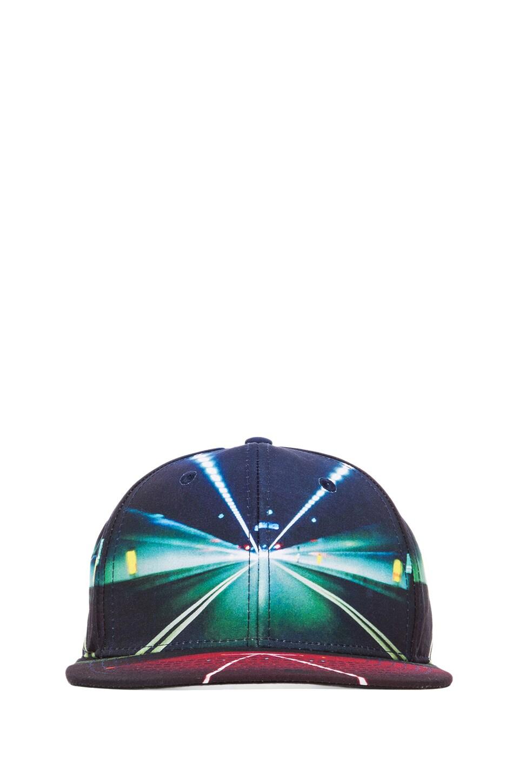 Staple Tunnel Vision Cap in Black