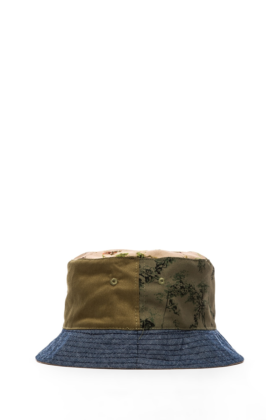 Staple Marion Bucket Hat in Khaki
