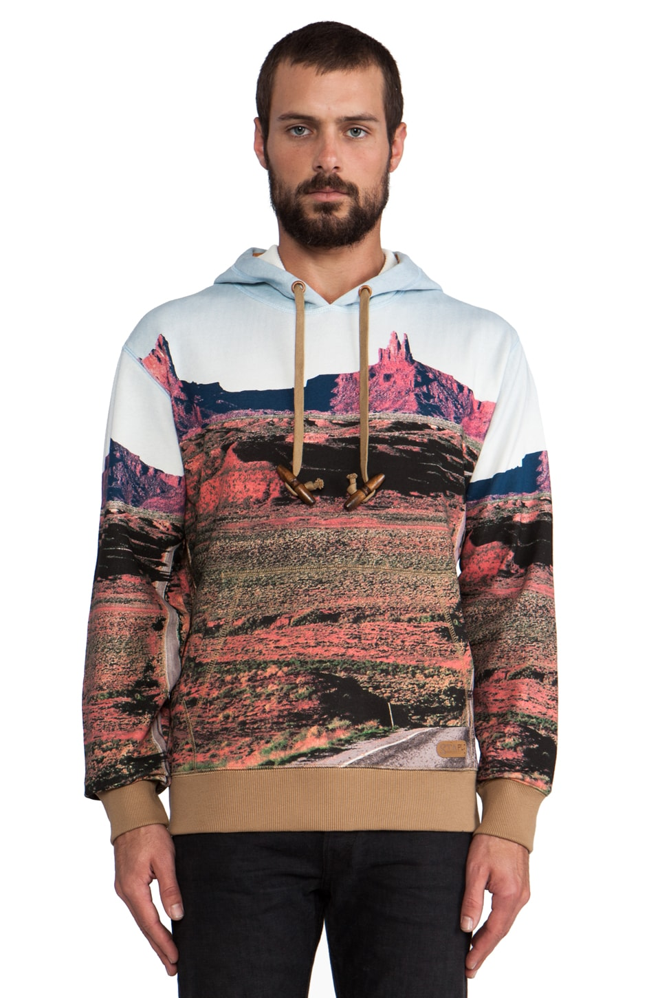 Staple Mojave Sweatshirt in Canyon