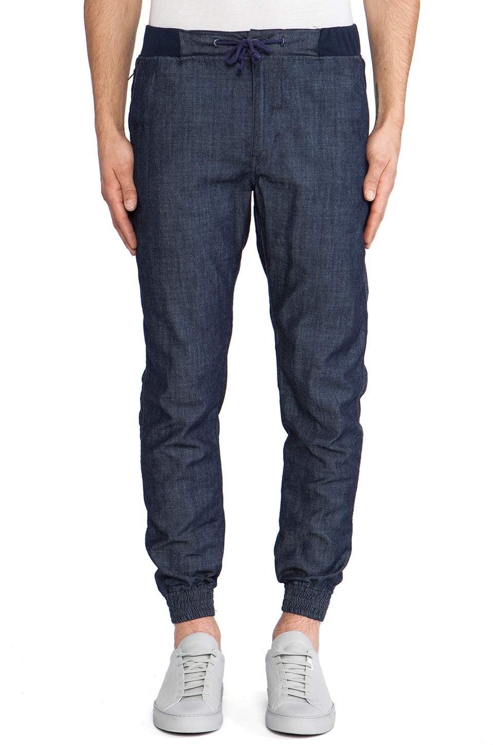 Staple Powell Chambray Pant in Chambray