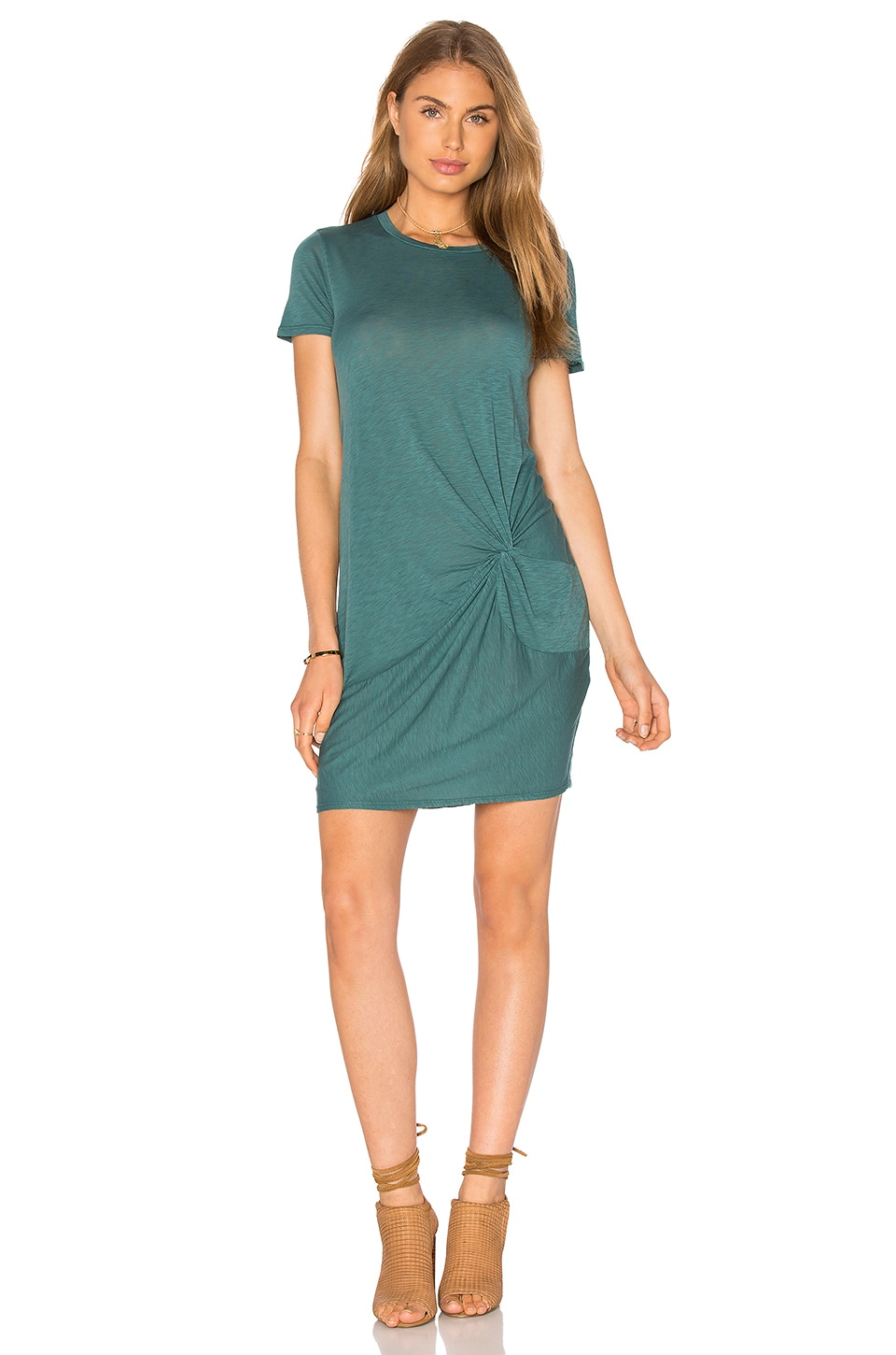 Knotted Mini Dress by Stateside