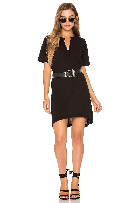 Short Sleeve Shirt Dress by Stateside