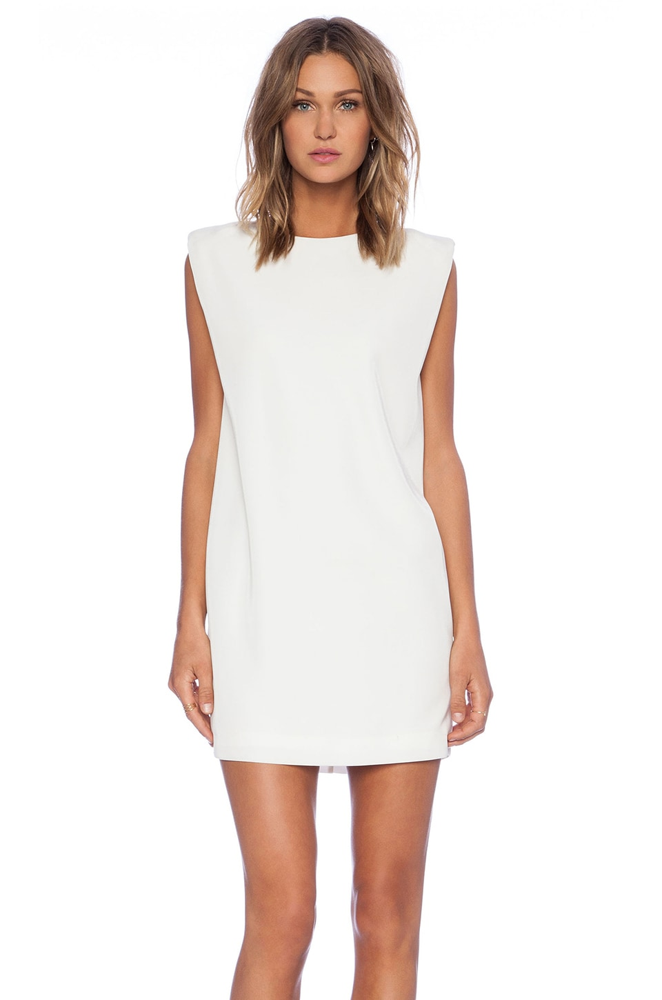 State of Being Oak Dress in White