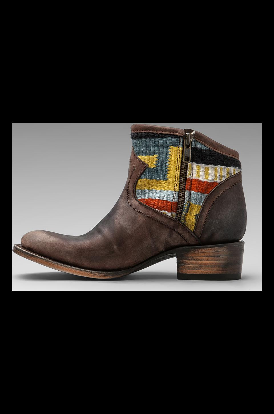 Steven Kano Bootie in Brown