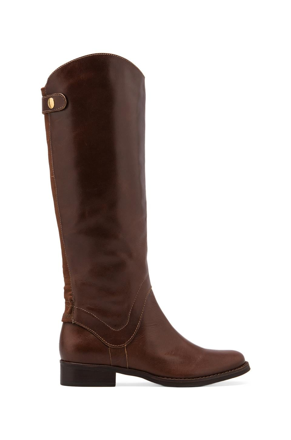 Steven Sady Boot in Cognac Leather