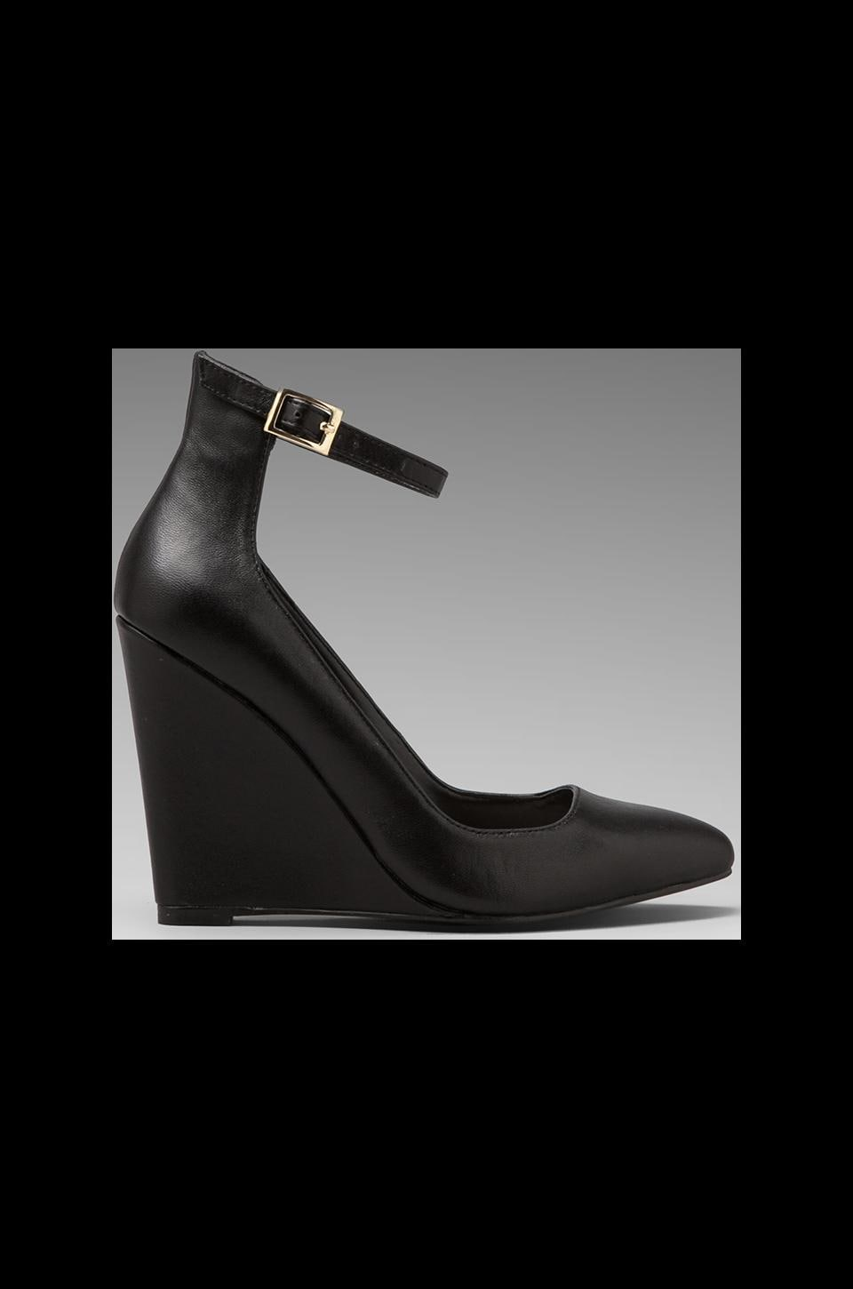 Steven Wisty Wedge in Black