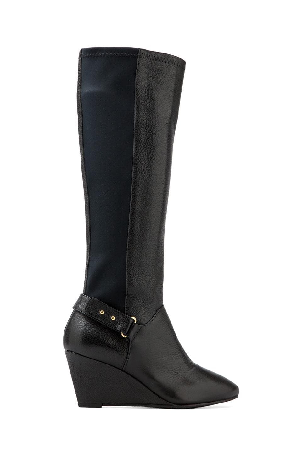 Steven Jaden Boot in Black