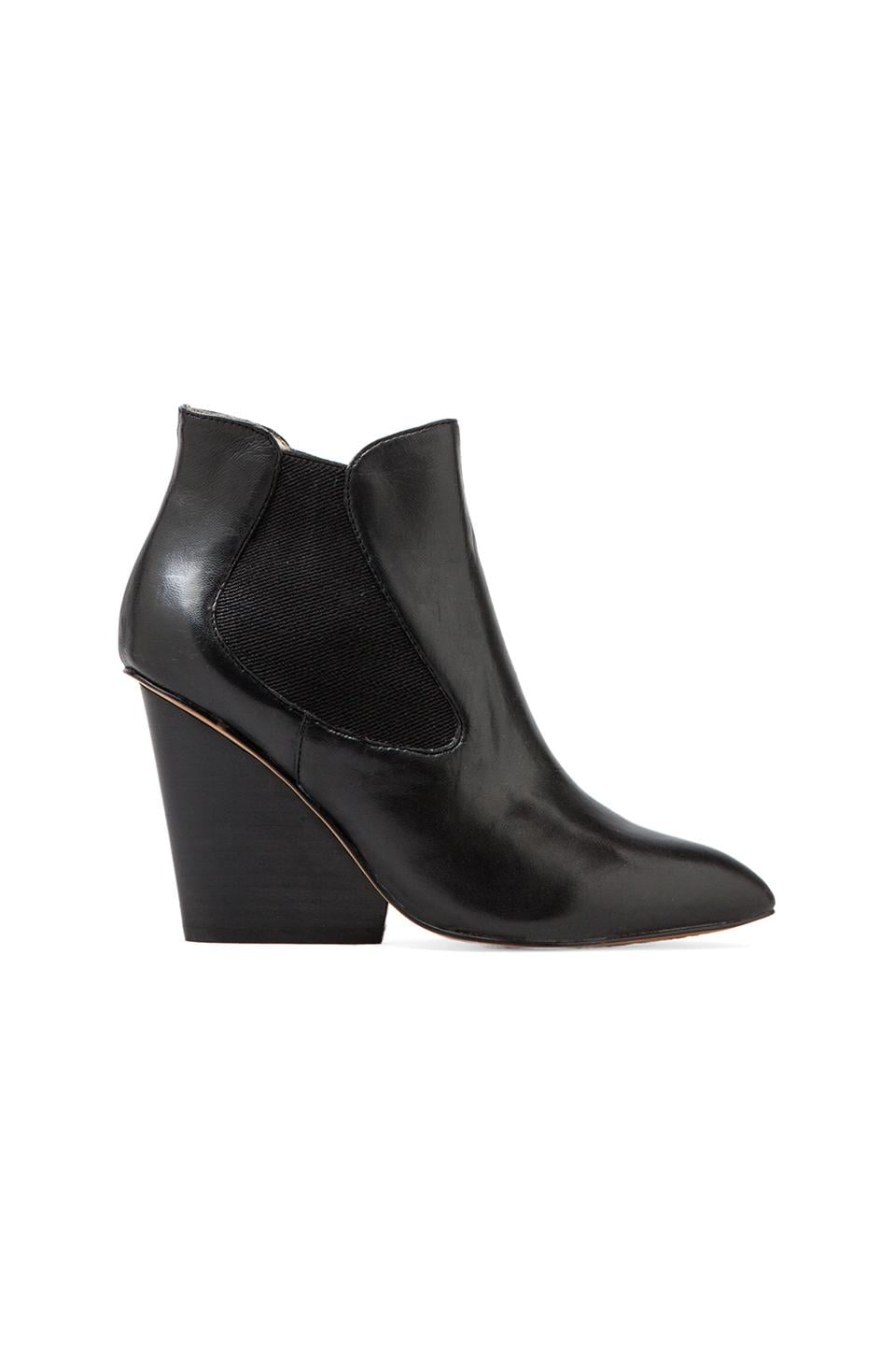 Steven Malik Bootie in Black