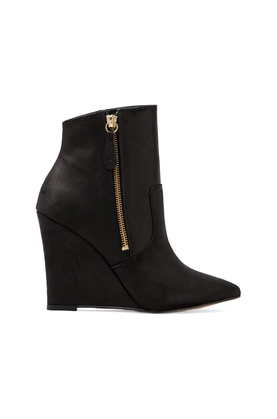 Steven Meter Bootie in Black