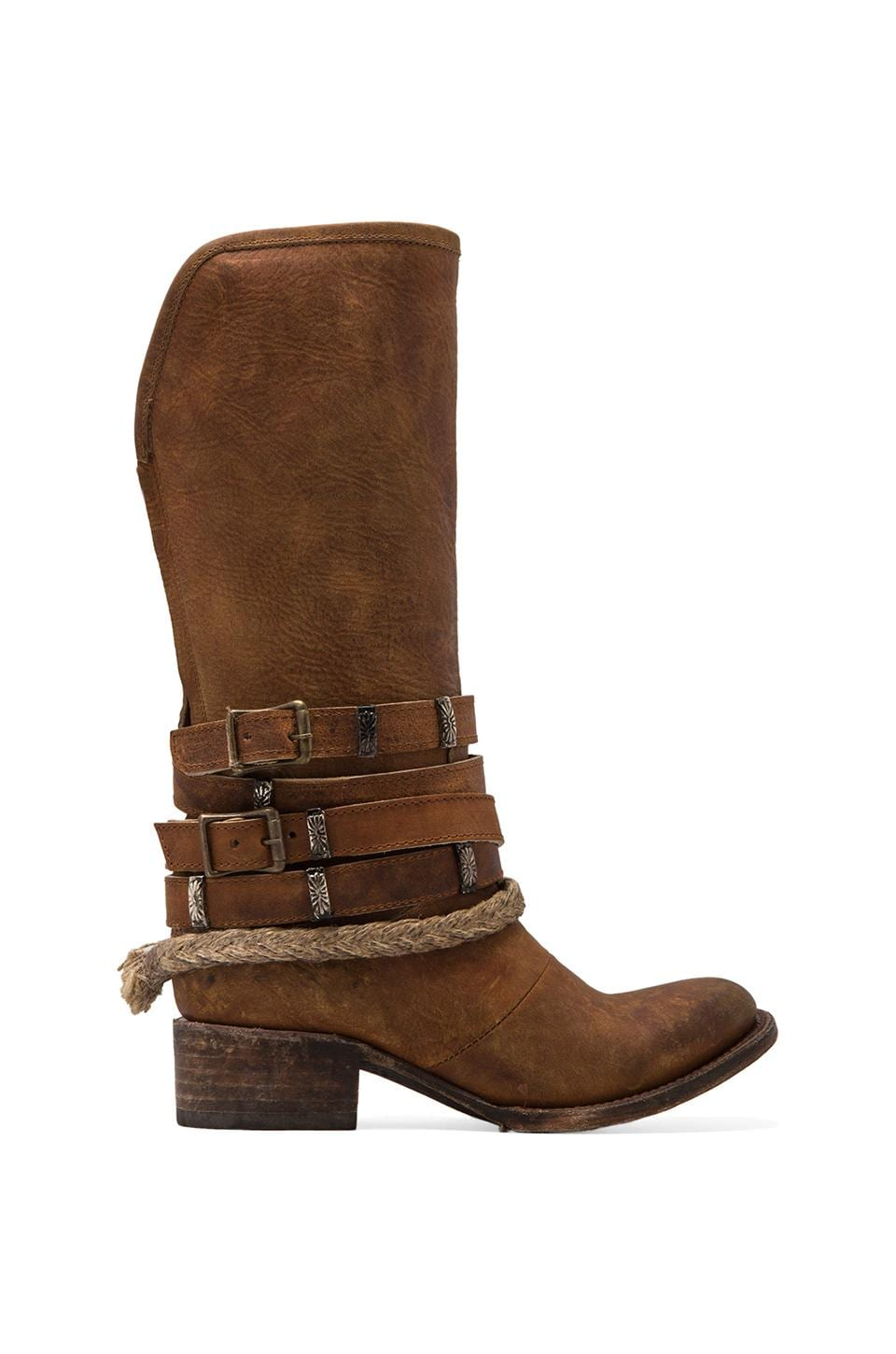 Steven Drover Boot in Tan
