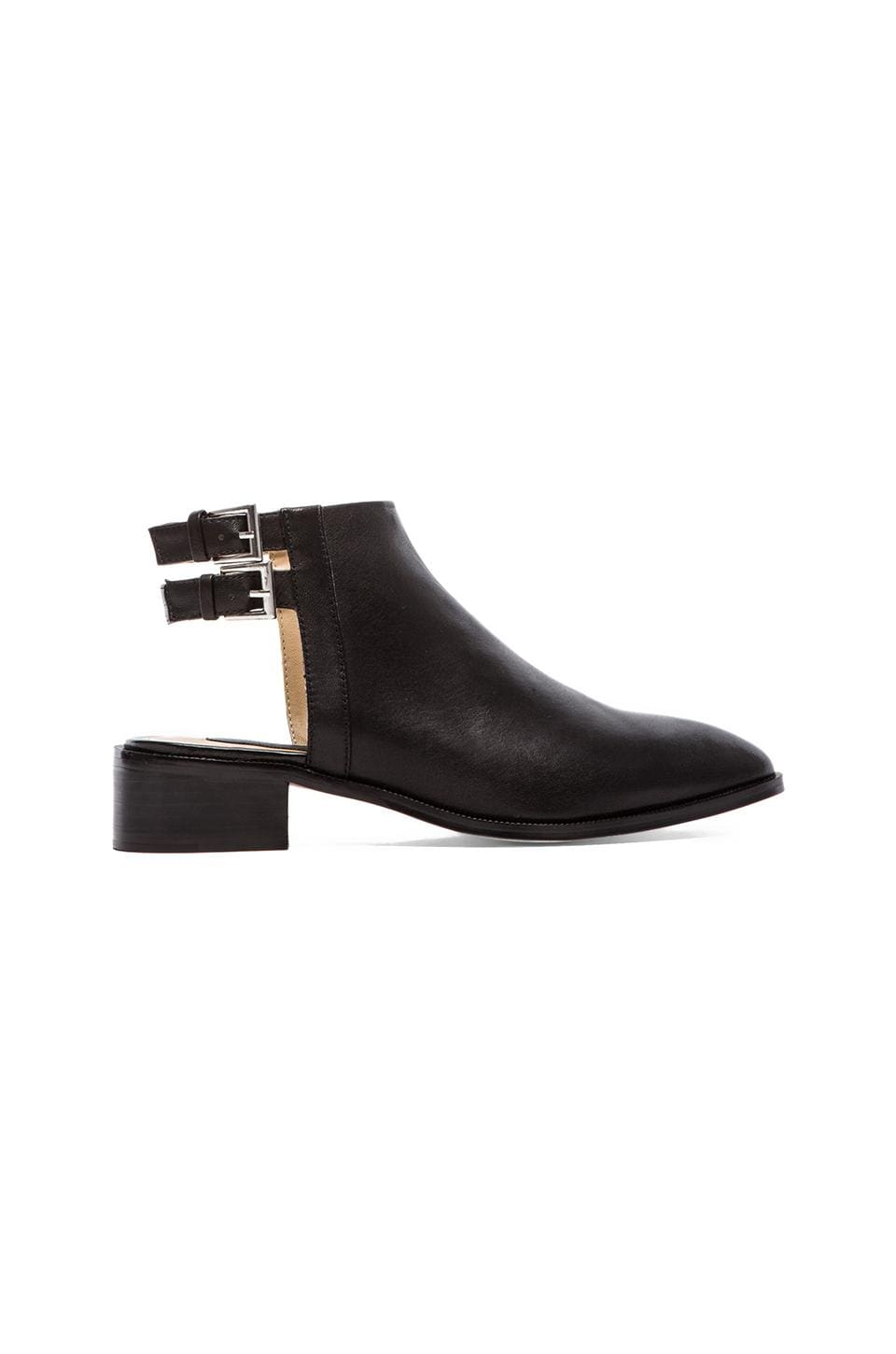 Steven Nadiya Bootie in Black