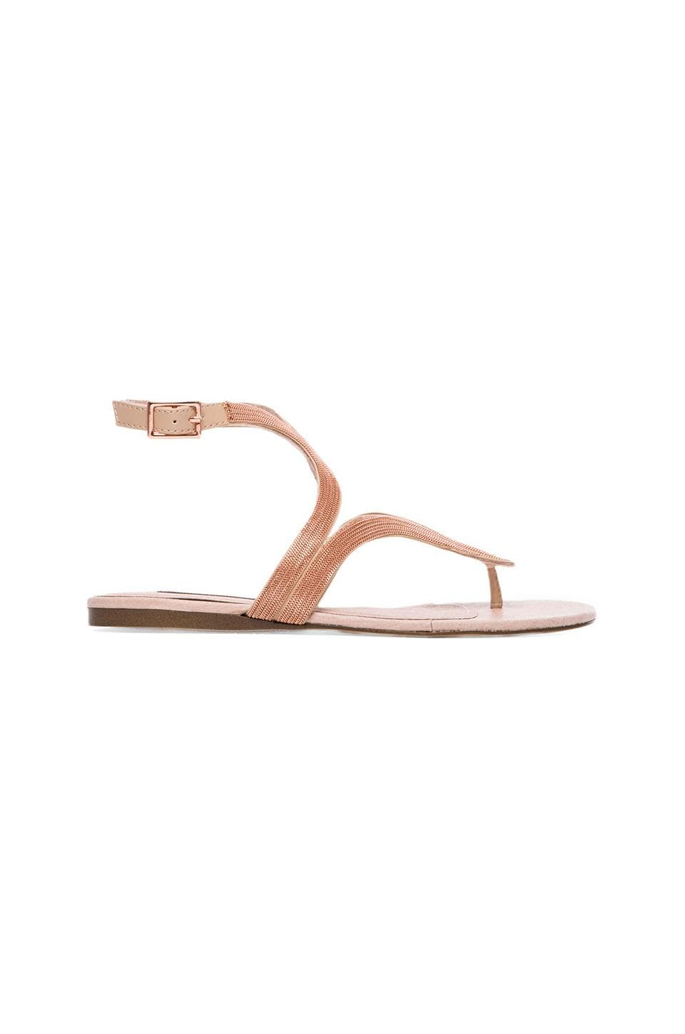 Steven Resorts Sandal in Blush Multi