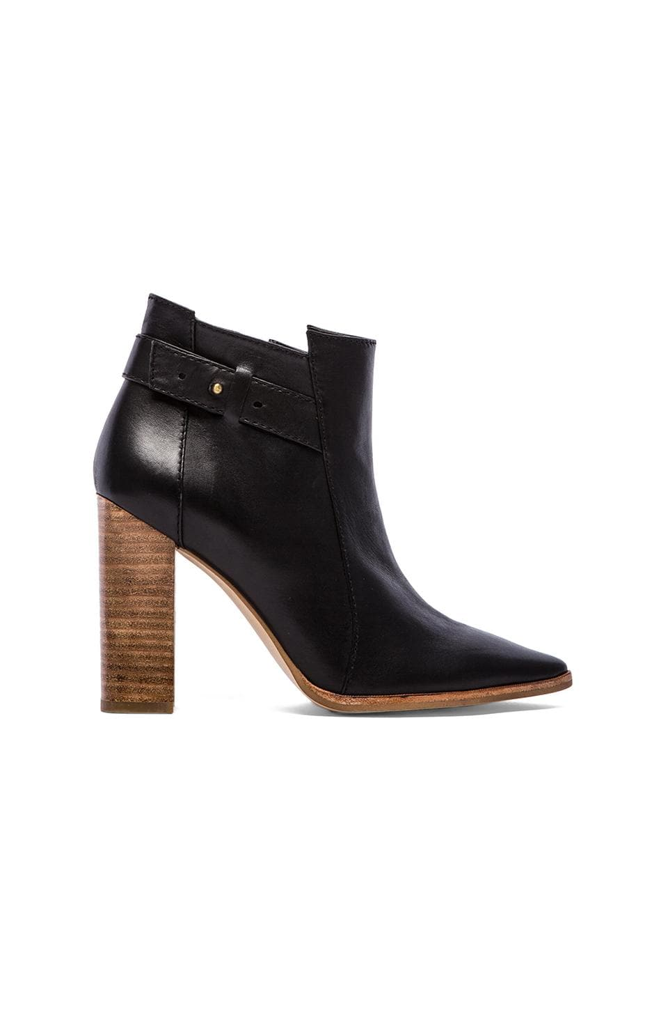 Steven Klick Bootie in Black