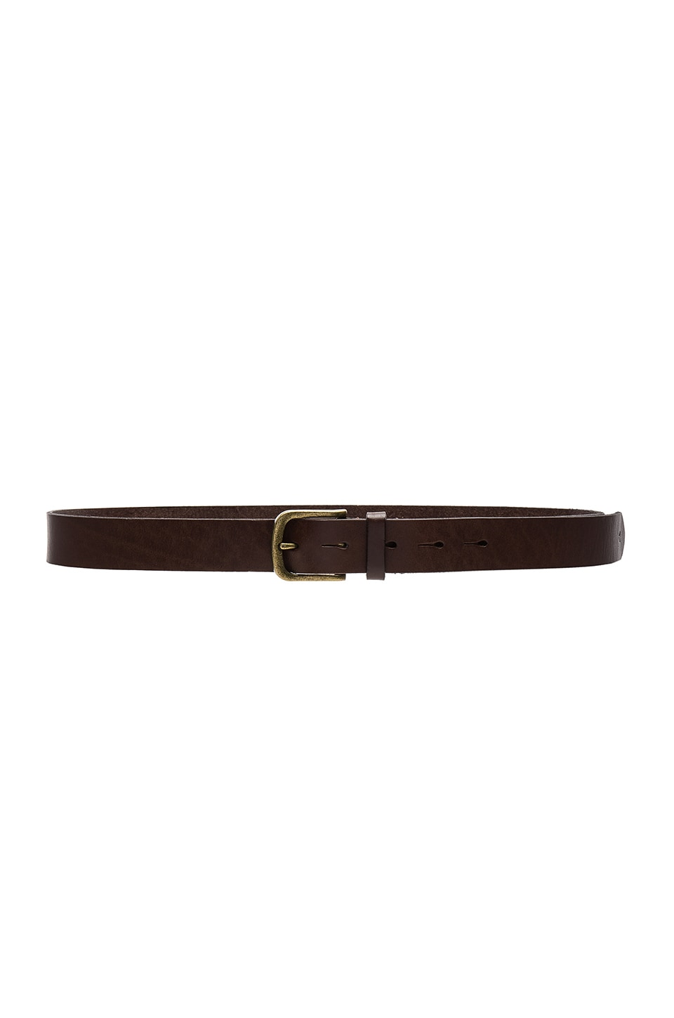 Leather Belt by Scotch & Soda
