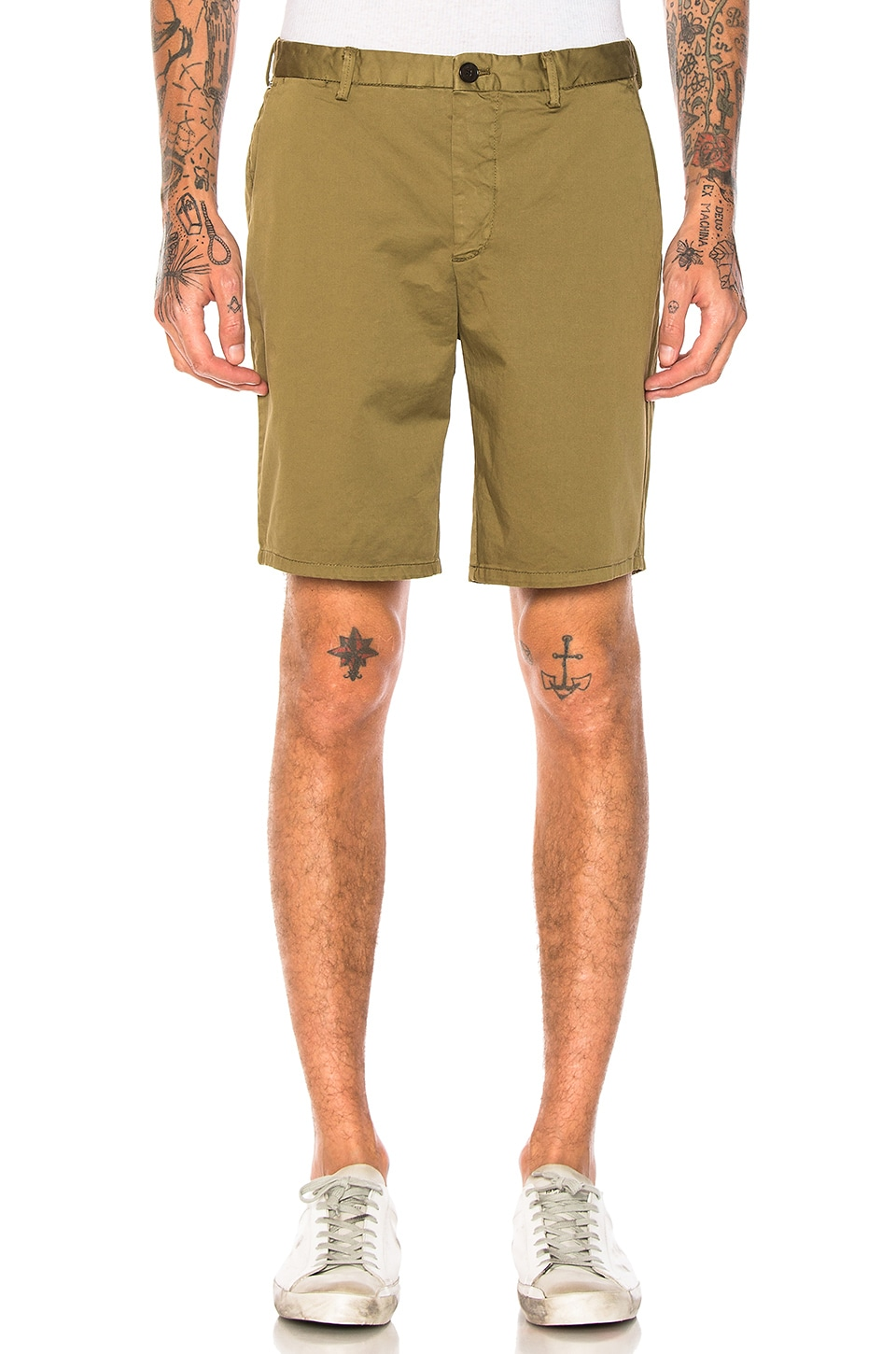 Twill Shorts by Scotch & Soda