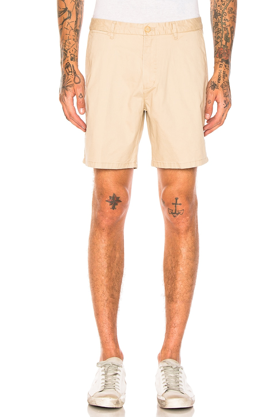 Classic Chino Shorts by Scotch & Soda
