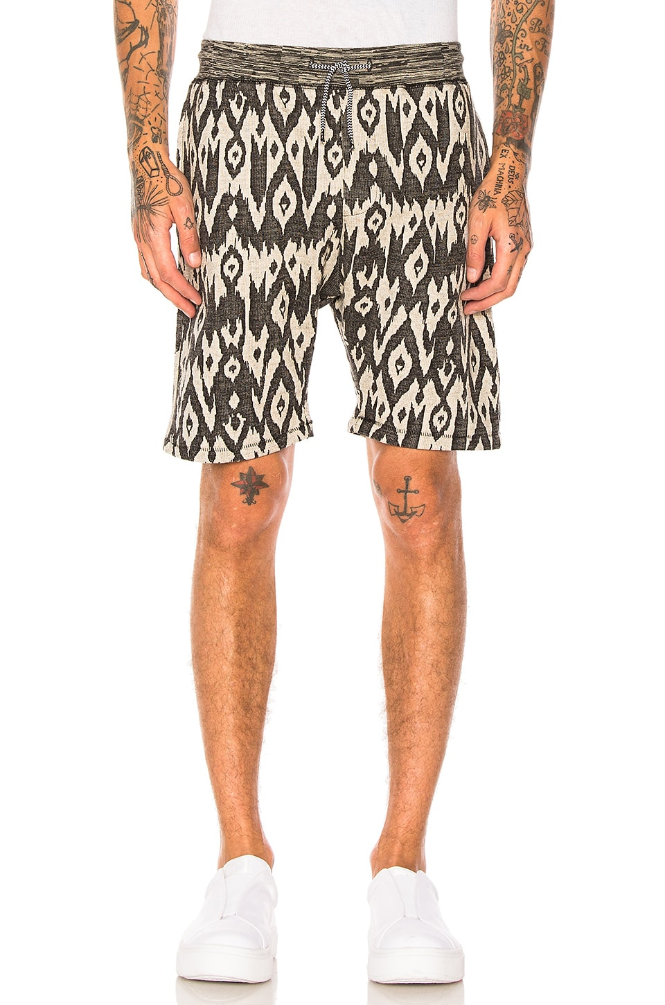 Jacquard Sweatshorts by Scotch & Soda