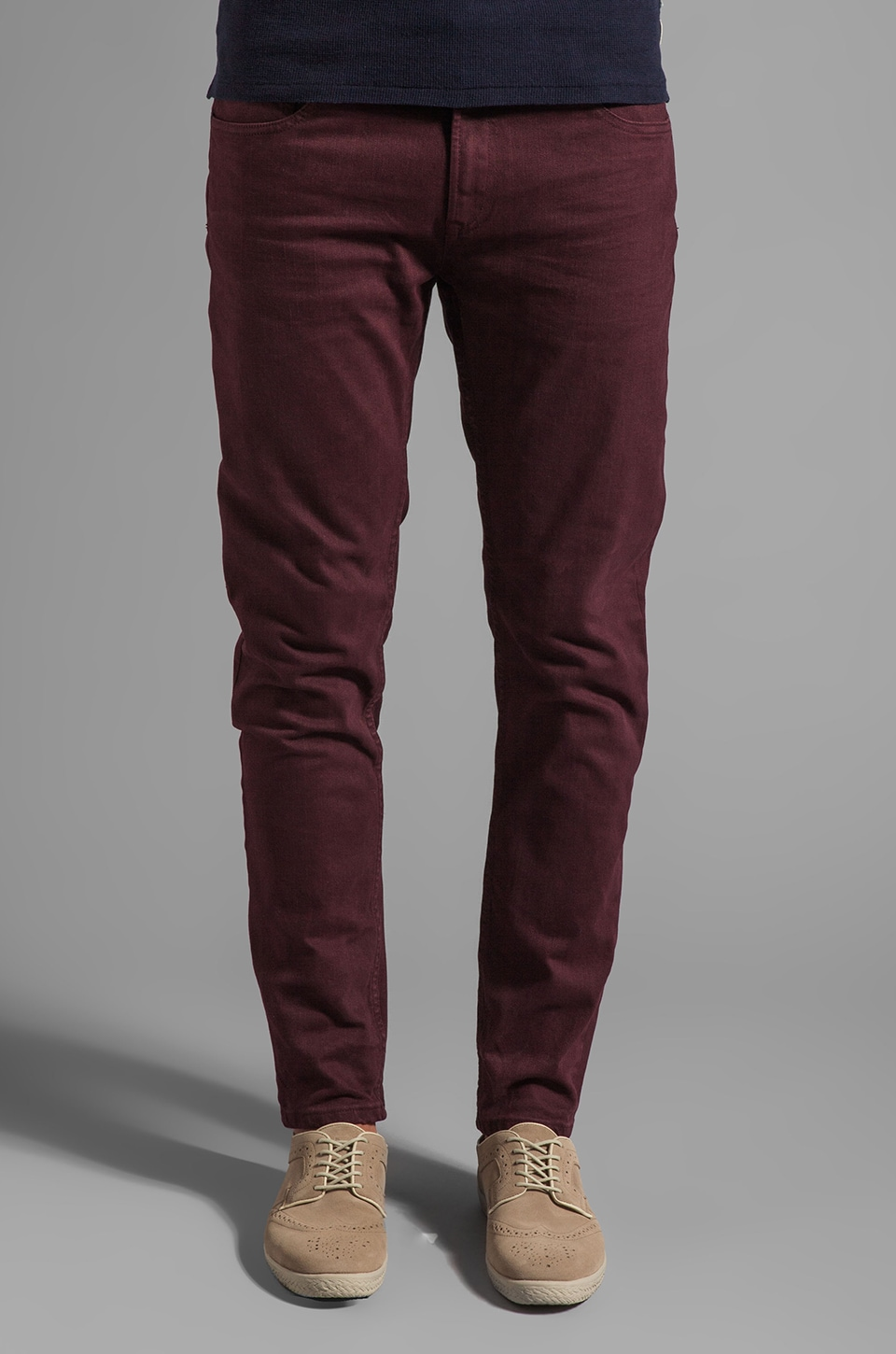 Scotch & Soda Skim Skinny in Red Rust