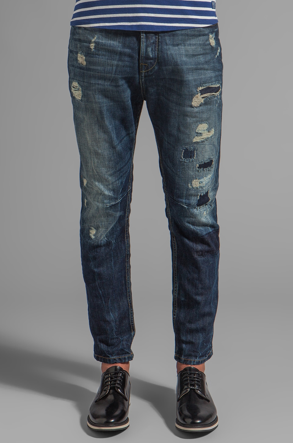 Scotch & Soda Stump Loose Taper Jean in Directors Cut