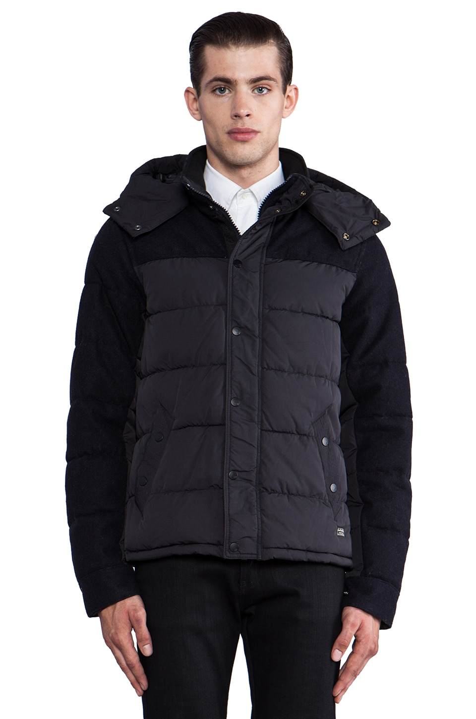 Scotch & Soda City Down Jacket in Night
