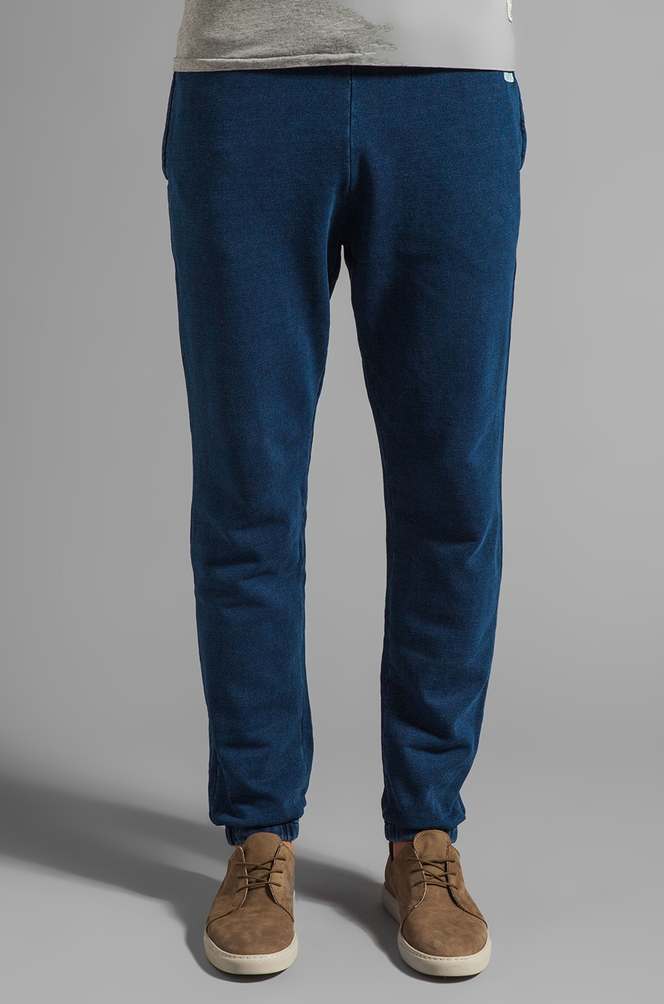 Scotch & Soda Home Alone Jogging Pant in Indigo