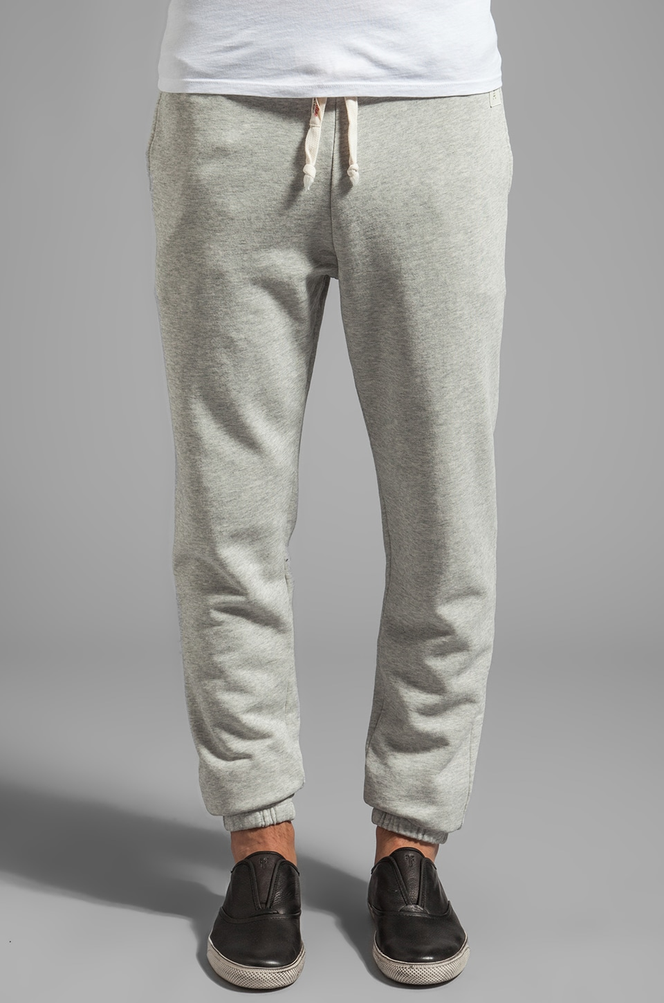 Scotch & Soda Home Alone Jogging Pant in Ecru