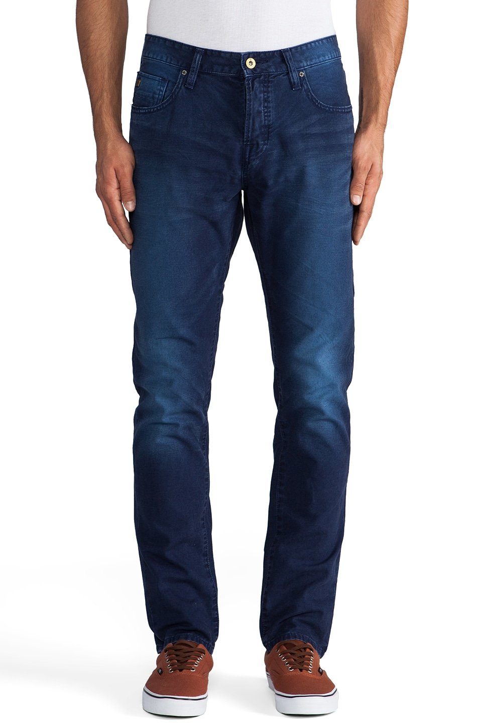 Scotch & Soda Ralston 5 Pocket in Indigo