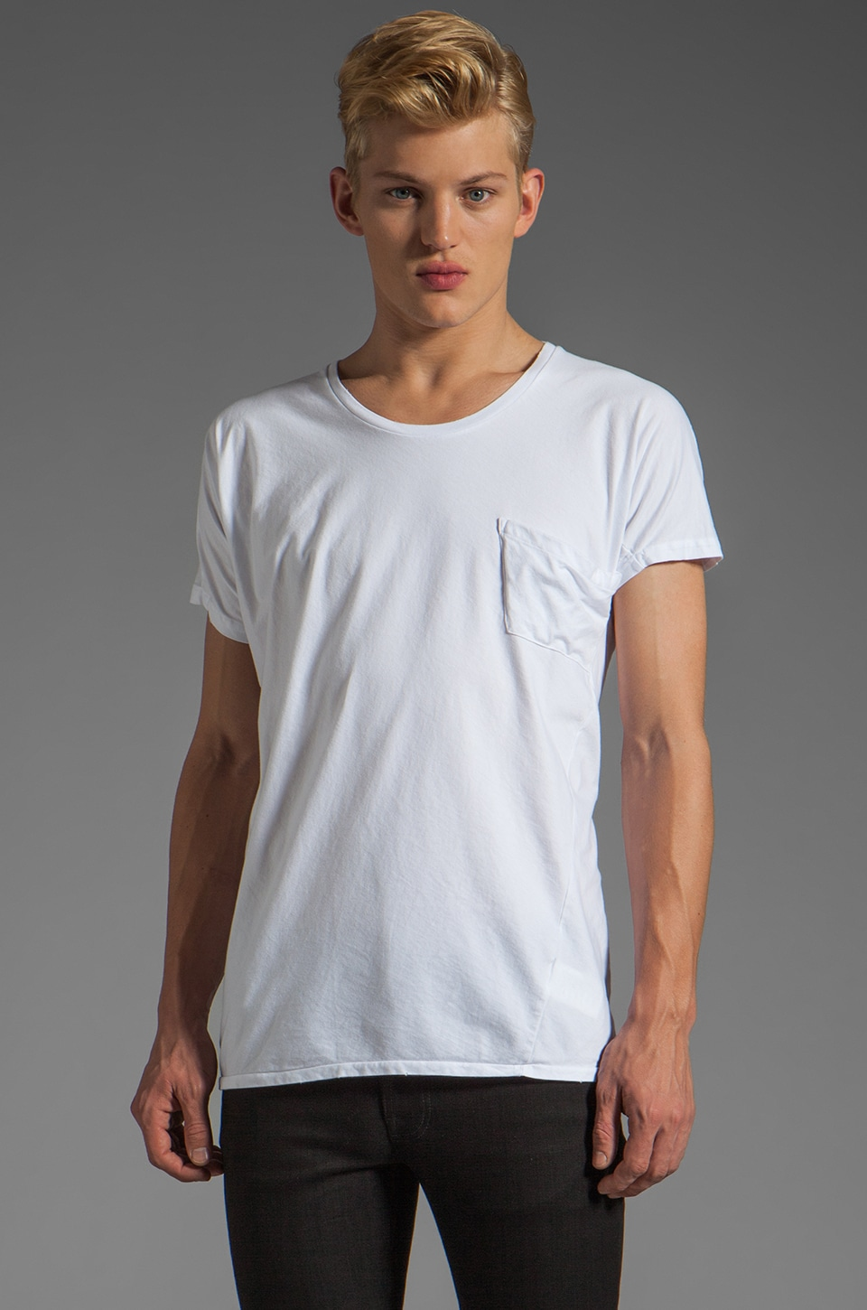 Scotch & Soda Tee in White