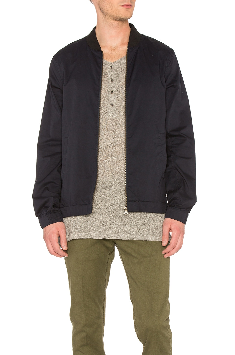 Bomber Shirt by Scotch & Soda