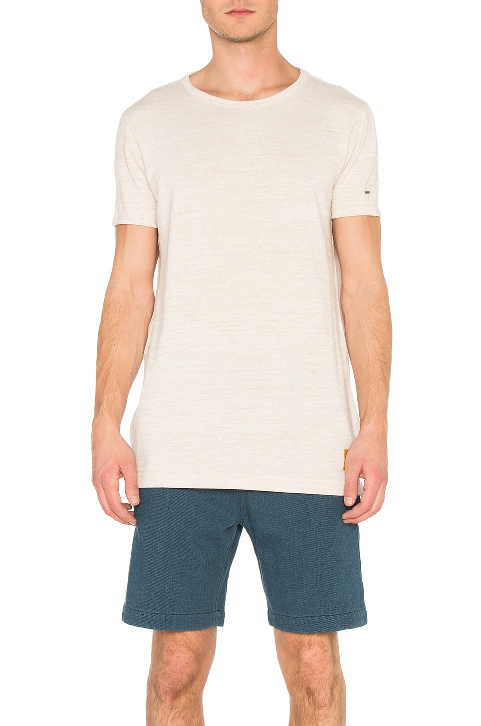 Long Tee by Scotch & Soda