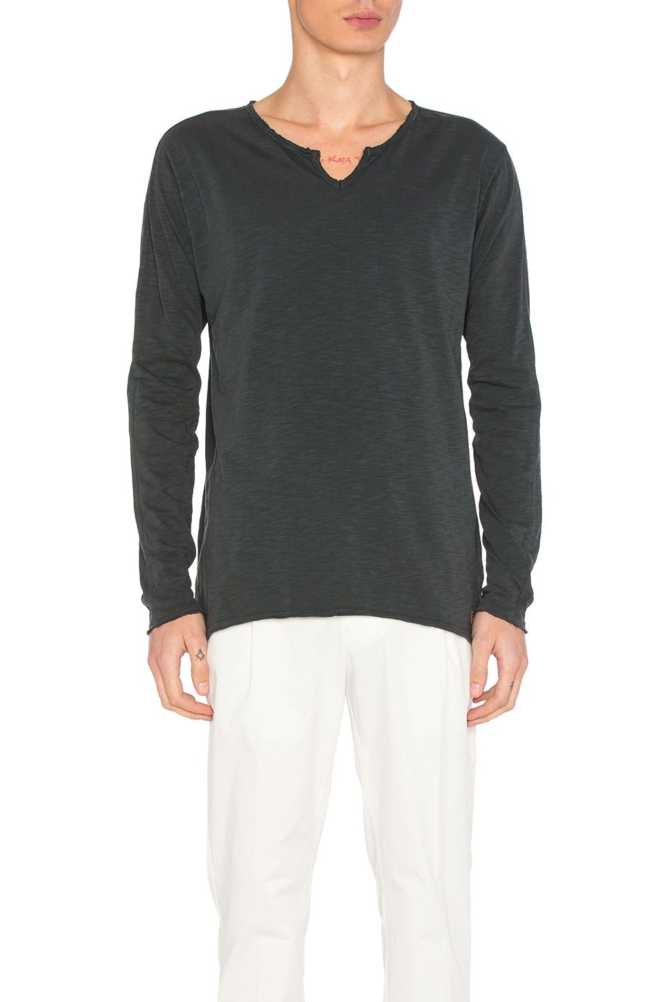 Long Sleeve Tee by Scotch & Soda