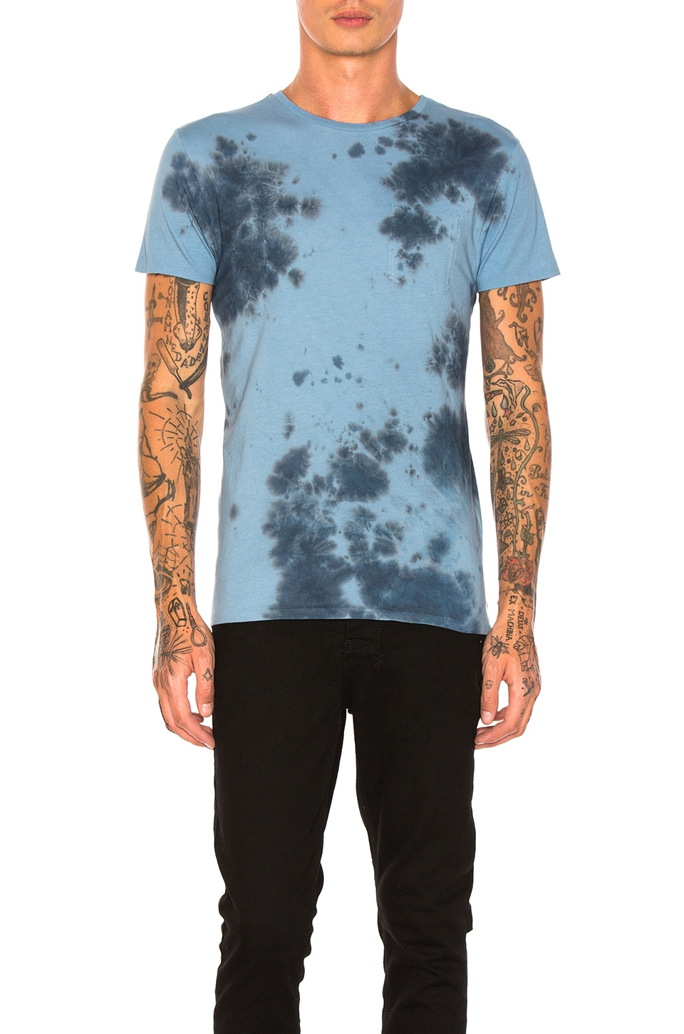 Tie Dyed Tee by Scotch & Soda