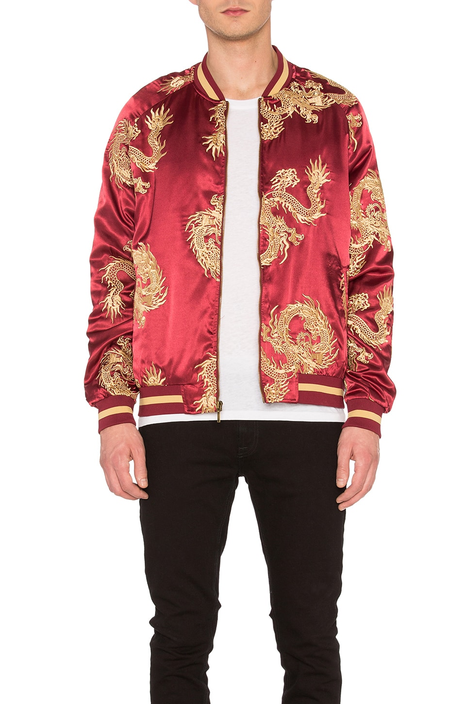 Dragon Bomber Jacket by Standard Issue
