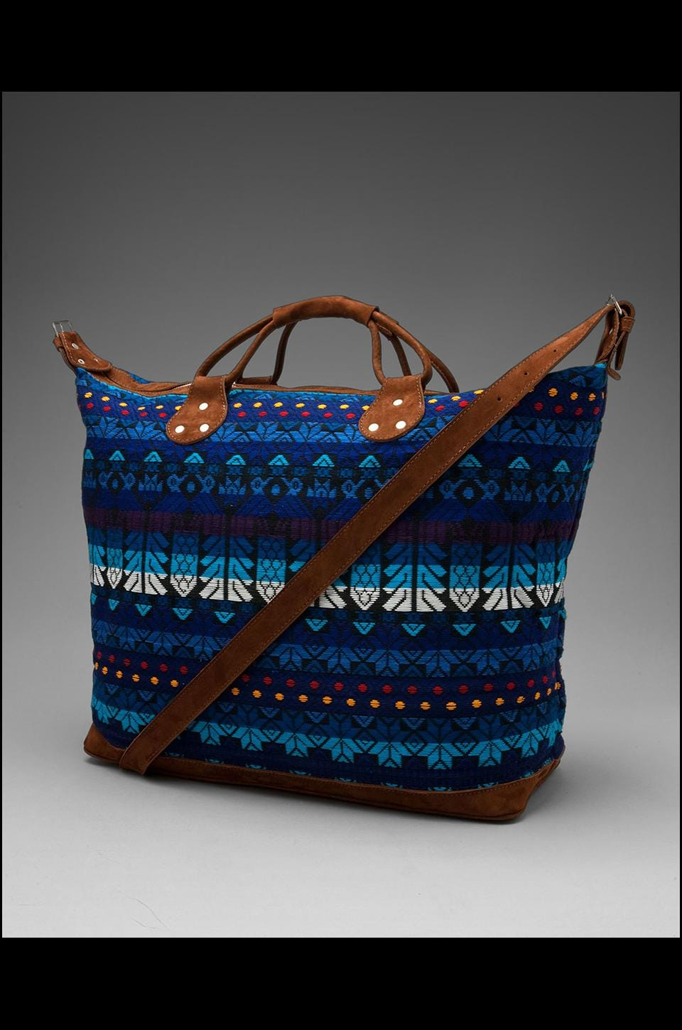 STELA 9 Sunday Bag in Blue Bird
