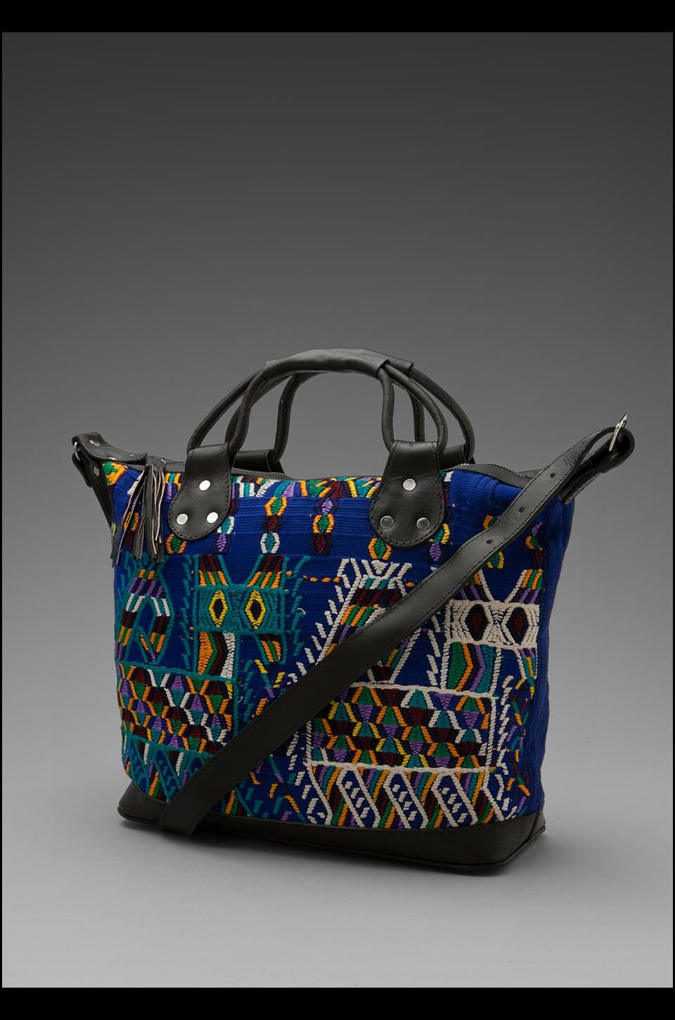 STELA 9 Tote in Blue