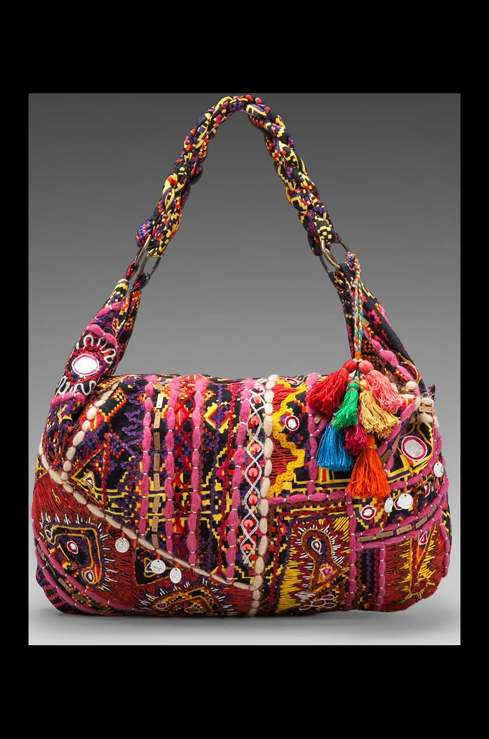 STELA 9 Krishna Hobo in Purple