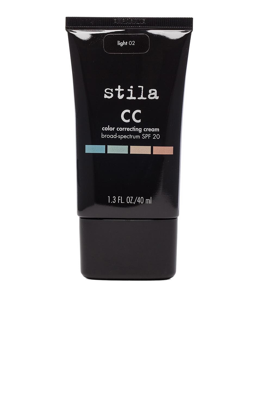 Stila CC Color Correcting Cream with SPF 20 in Light 02