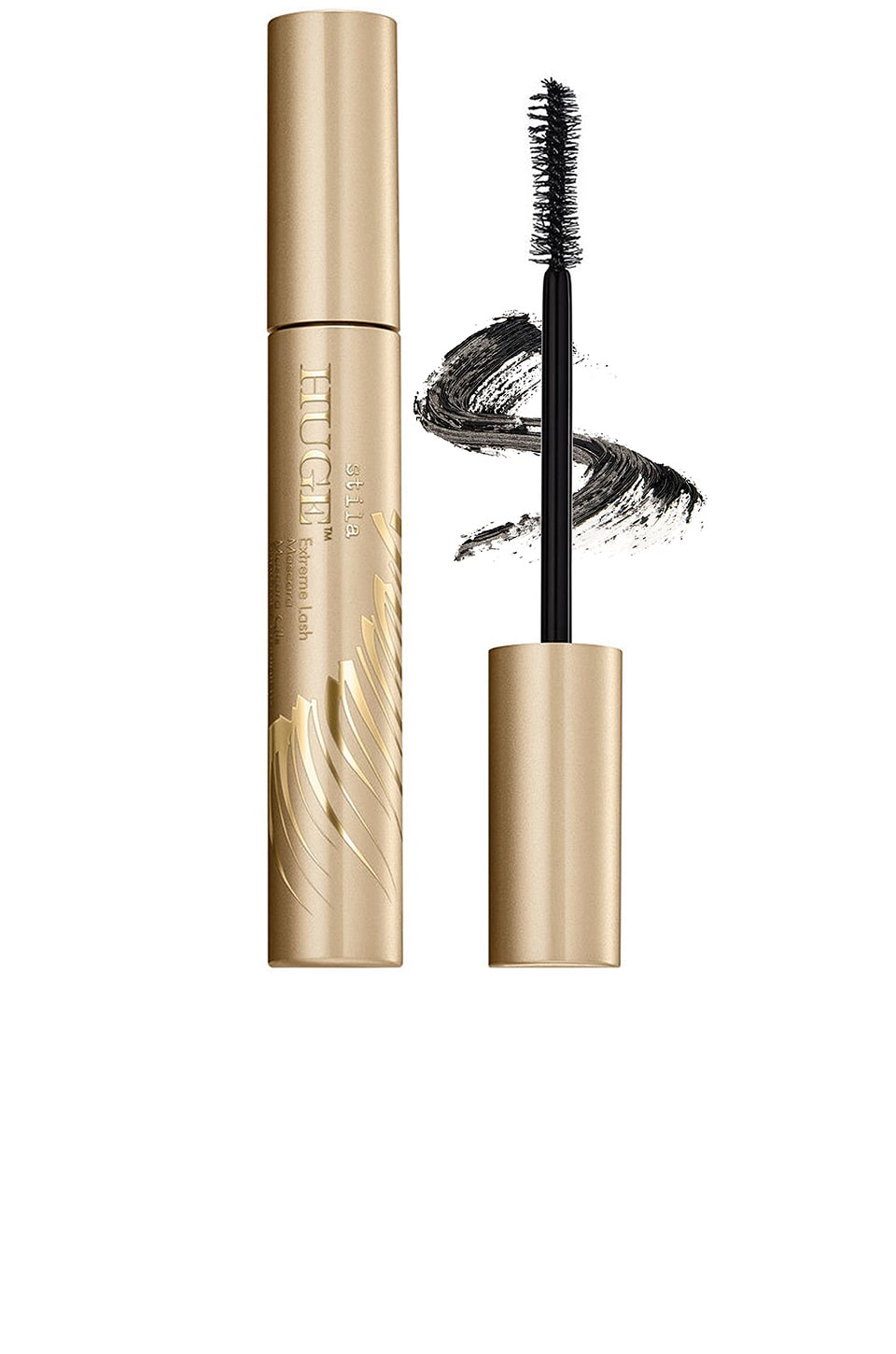 Stila Huge Extreme Lash Mascara en Black