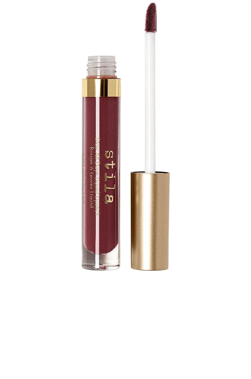 Stila Stay All Day Liquid Lipstick in Chianti