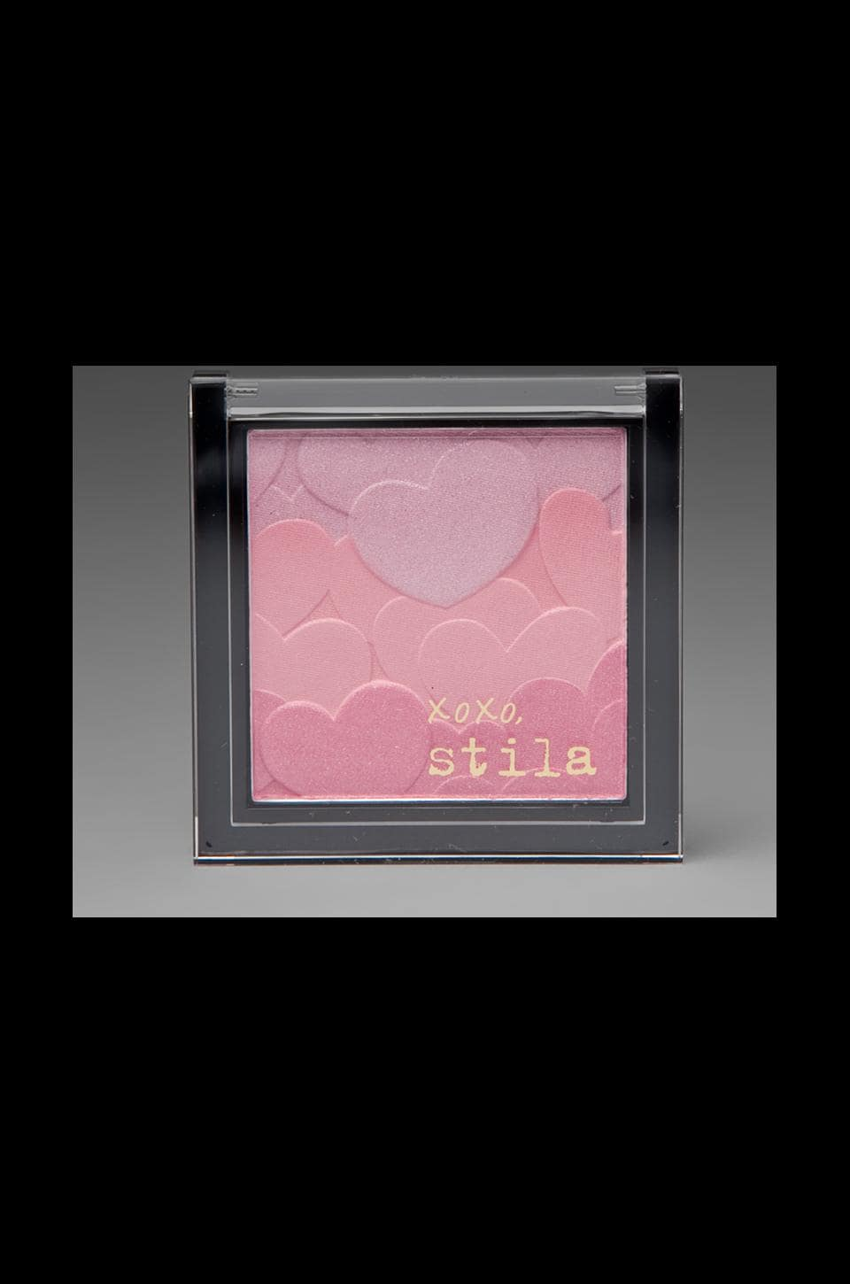 Stila Love at First Blush Palette in Pink