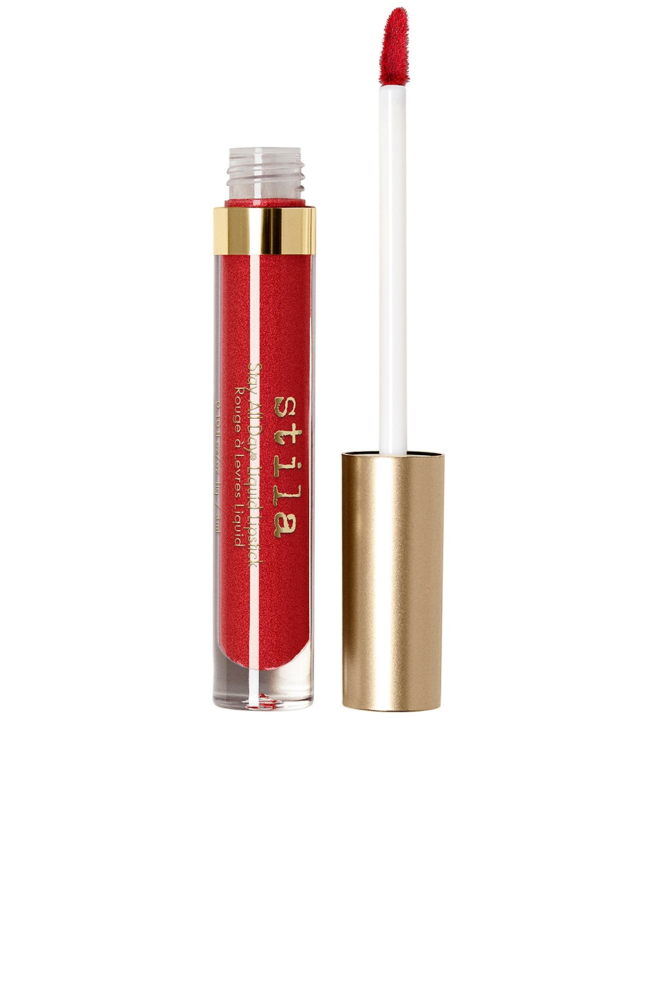 Stila Stay All Day Shimmer Liquid Lipstick in Beso Shimmer