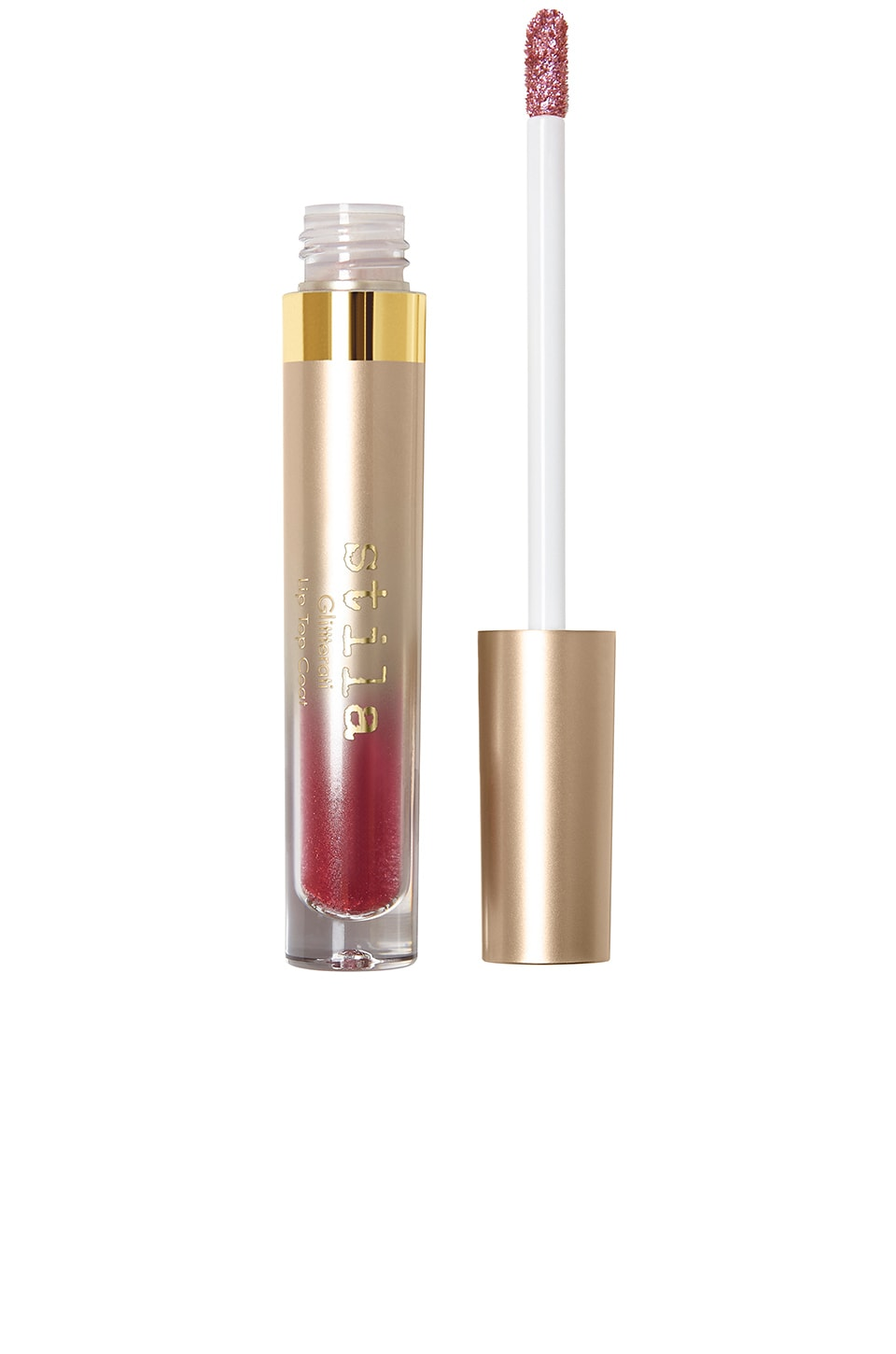 Stila Glitterati Lip Top Coat in Ignite