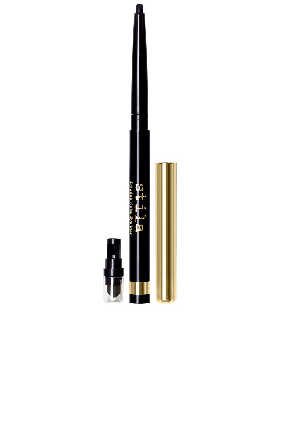 Stila Smudge Kajal Eye Liner en Intense Black