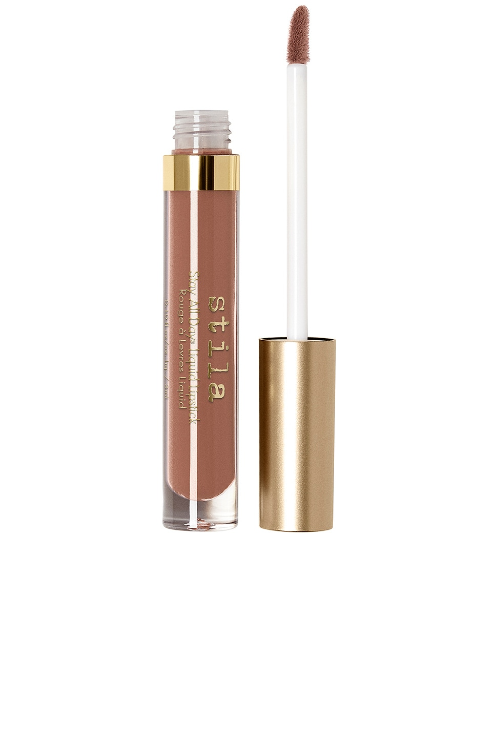 Stila Stay All Day Liquid Lipstick in Fia