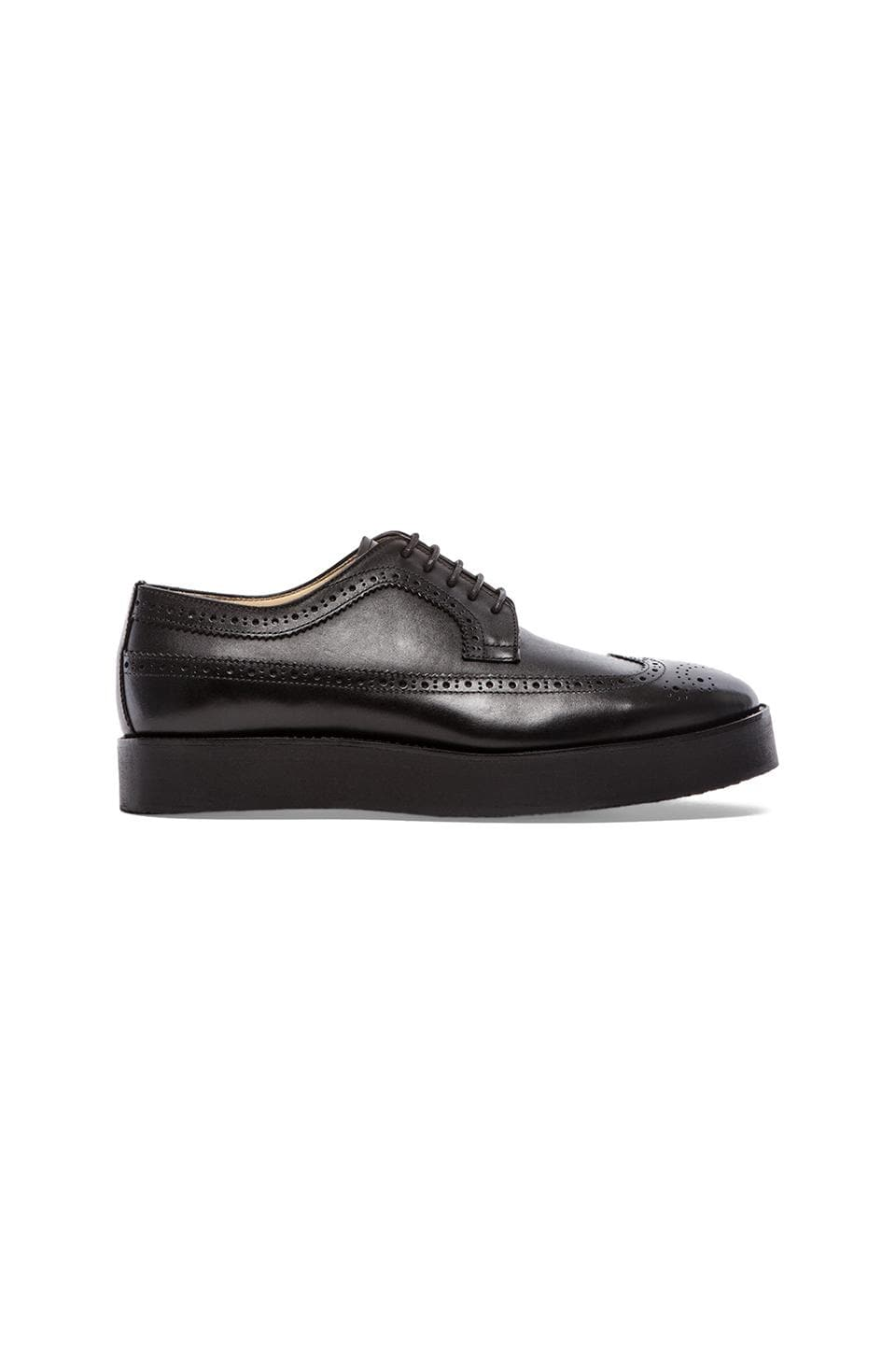 Stampd Creeper Brogue in Black